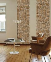 90cm Natural Brick Sticky Back Vinyl (280-5607) Lengths from 1m to 15m